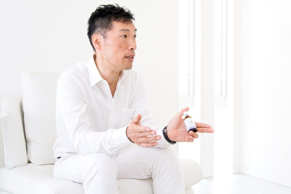 一般社団法人GAJ日本ジェモセラピー協会品川校代表平柳伸児(のぼる)先生