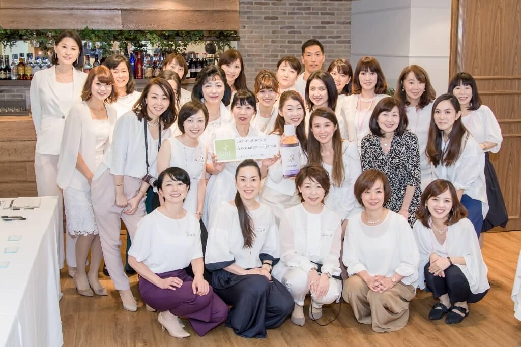 日本ジェモセラピー協会